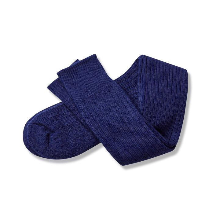 Sock Of The Week - Newnham In Oxford Blue